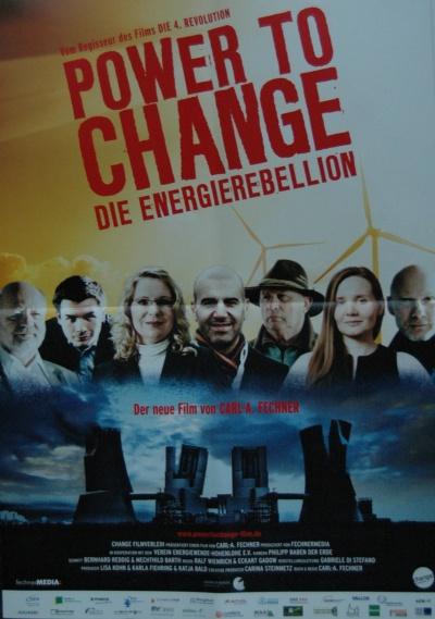 Power to Change, Dokumentarfilm @ Garniers Keller
