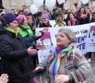 Demo Frankfurt Für Frauenrechte